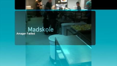 Thumbnail for entry Video 2: Skole A. Køkken og Kantine på Madskole