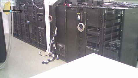 Thumbnail for entry Flytning af Statsbibliotekets serverrum