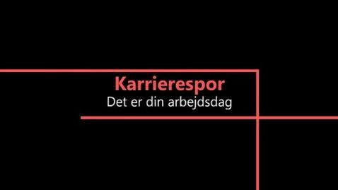 Thumbnail for entry Karrierespor