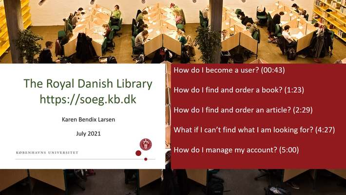 Biblioteksystemet soeg.kb.dk July 2021 - engelsk.mp4